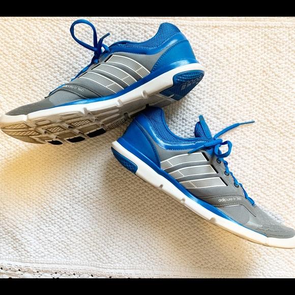 Mens Adipure Tr 360 Running Shoe 115
